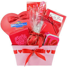 Valentines Day Gift Baskets Valentine U0027s Day Gift Basket