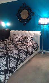109 best black and blue rooms images on pinterest painted