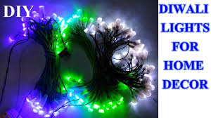 Decor Lights Home Decor How To Make Decoration Light Diwali Fancy Light Made In