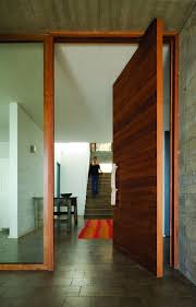 wood front door front entry doors that make a strong first impression