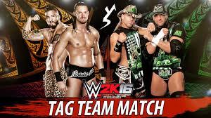 wwe 2k16 ps4 british bulldog vs x pac vs rikishi full match wwe 2k16 tag team match enzo amore u0026 colin cassady vs shawn