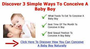 how to conceive a baby boy 7 proven methods health