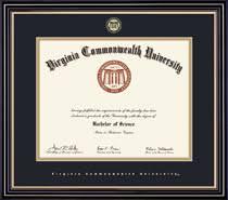 virginia tech diploma frame diploma frames barnes noble vcu bookstore