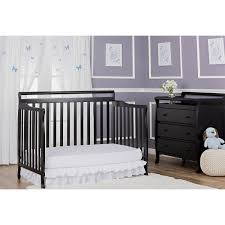 Convertible Cribs Babies R Us by Amazon Com Dream On Me Liberty 5 In 1 Convertible Crib Black