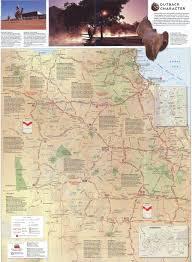 Map Of Queensland Outback Queensland Map Australian Geographic