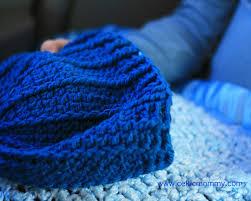 celticmommy free crochet pattern rib wrapped cap for children