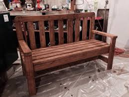 Outdoor Garden Bench Bench Build Garden Bench Outdoor Garden Bench Her Tool Belt