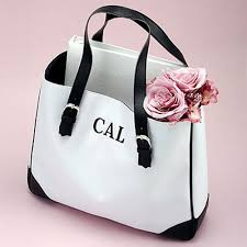 personalized wedding gift bags personalized tote bags bridesmaids gifts bridal shower favors