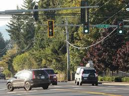 some drivers struggling with new yellow lights on wheaton way