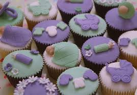 purple baby shower themes purple cupcakes for baby shower purple and green baby shower