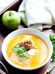 crockpot butternut squash soup vegan u0026 gluten free
