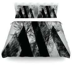black and white duvet cover australia black and white quilt cover