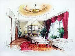 interior design drawing for interior design best home design