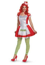 Strawberry Halloween Costume Baby Strawberry Shortcake Costumes Kids Strawberry Shortcake