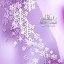 light purple christmas snowflakes background template 123freevectors
