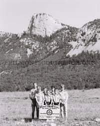 Philmont Scout Ranch Map Mark Trahan Venturing Photos