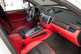 Porsche Macan Red - 2017 porsche macan s for sale in colorado springs co 17254