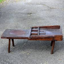 Playskool Cobblers Bench Bench Cobblers Bench Vintageantique Lift Top Shoe Shine Stand