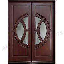 solid single panel door hpd485 solid wood doors al habib panel
