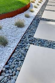 Garden Path Edging Ideas Modern In Denver Living Inside Out Curb Appeal Best Steel Garden