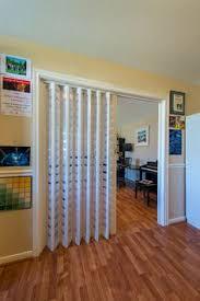 Room Divider Door - folding room divider by door and window decor www doorsystems co