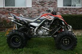 itp mud light tires who runs mud lites on their raptor yamaha raptor forum