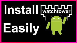 watchtower library for android how to install watchtower library on android phone