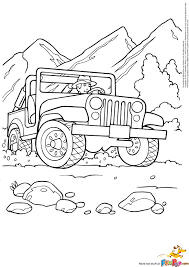 free jeep coloring pages to print http procoloring com free jeep