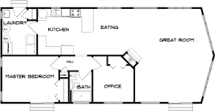 1 Bedroom Cabin Floor Plans Trendy Design Ideas 1200 Sq Ft House Plans 1 Bedroom 12 Eplans