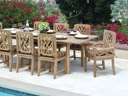 outdoor teak furniture luxury teak patio furniture los angeles iksun