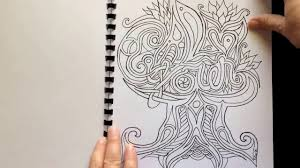hidden language a swear word coloring book by william