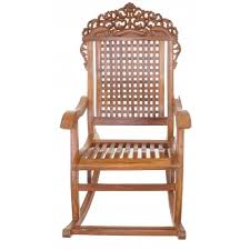 Rocking Chair Antique Styles Vintage Style Wooden Rocking Chair Teak Wooden Rocking Chair