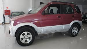 daihatsu terios 4x4 daihatsu terios 1 3l petrol 4 4 rare to find bargain cars spain
