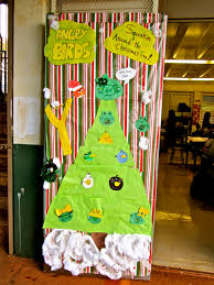 highlands intermediate student activities christmas door