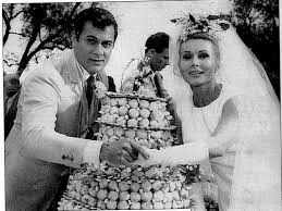 tony curtis and zsa zsa gabor in