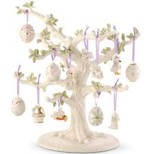 easter ornament tree easter 12 ornament set by lenox easter easter