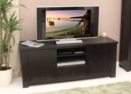 Dvd Storage Cabinets Wood by Dark Wood Tv Cabinet With Drawer For Dvd Storage Home Interiors