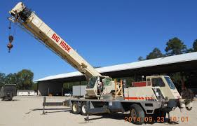 cranes truck and hydraulic cranes