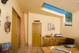 Creative Skylight Ideas Design Ideas Unique Home Office With A Smart Skylight Design 20