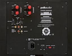 Polk Audio Rti A1 Bookshelf Speakers Review Polk Rti A1 Speaker System Page 2 Sound U0026 Vision