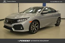 si e d appoint auto 2018 honda civic si coupe at penske cleveland serving all of
