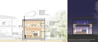 Portable Building Floor Plans Gallery Of Off Grid House In Yokohama Abanba 10
