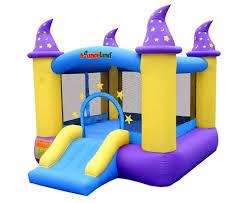 bounceland wizard castle bounce house walmart com