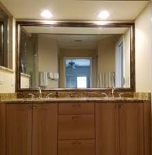 Frame Your Bathroom Mirror 73 Best Mirrormate Diy Mirror Makeovers By Customers Images On