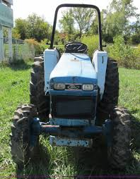 1991 ford 1920 mfwd tractor item e5576 sold wednesday o
