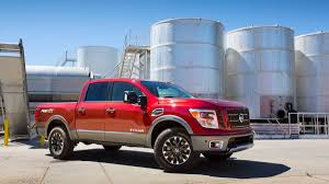 orange nissan truck 2017 nissan titan crew cab pickup truck review price horsepower
