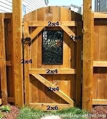 Backyard Gate Ideas Fence Gate Designs Wood Gate Door Design Awe Inspiring Best Fence
