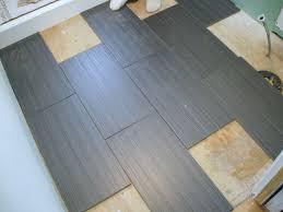 How To Tile A Bathroom Floor Bathroom Tile How To Lay Bathroom Floor Tiles Home Design