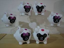 piggy bank party favors 31 best mocosito images on mickey mouse