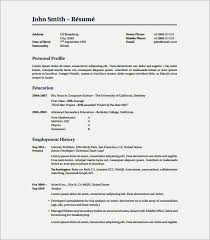 free resume templates for pdf good free video editing software resume template for free